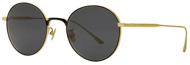Okulary BRENDA BLUEBERRY GOLD/ BLACK - 2