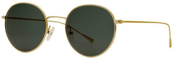 Okulary BRENDA EMMA GOLD GREEN - 2