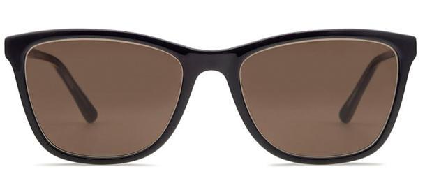 Okulary BRENDA EMILY BLACK BROWN - 1