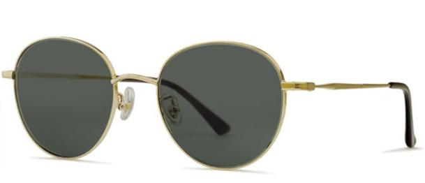 Okulary BRENDA AGNES GOLD - 2