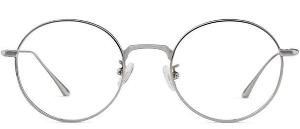 Okulary BRENDA BLUEBERRY SILVER - 1