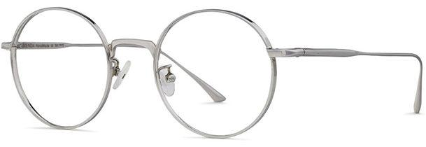Okulary BRENDA BLUEBERRY SILVER - 2