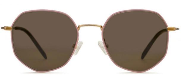 Okulary BRENDA SUSAN GOLD/ROSE - 1