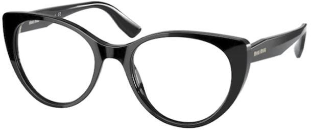 Okulary Miu Miu  06T 1ab 101 - 1